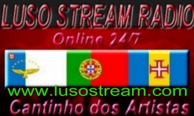 Portuguese Music Streaming 24/7